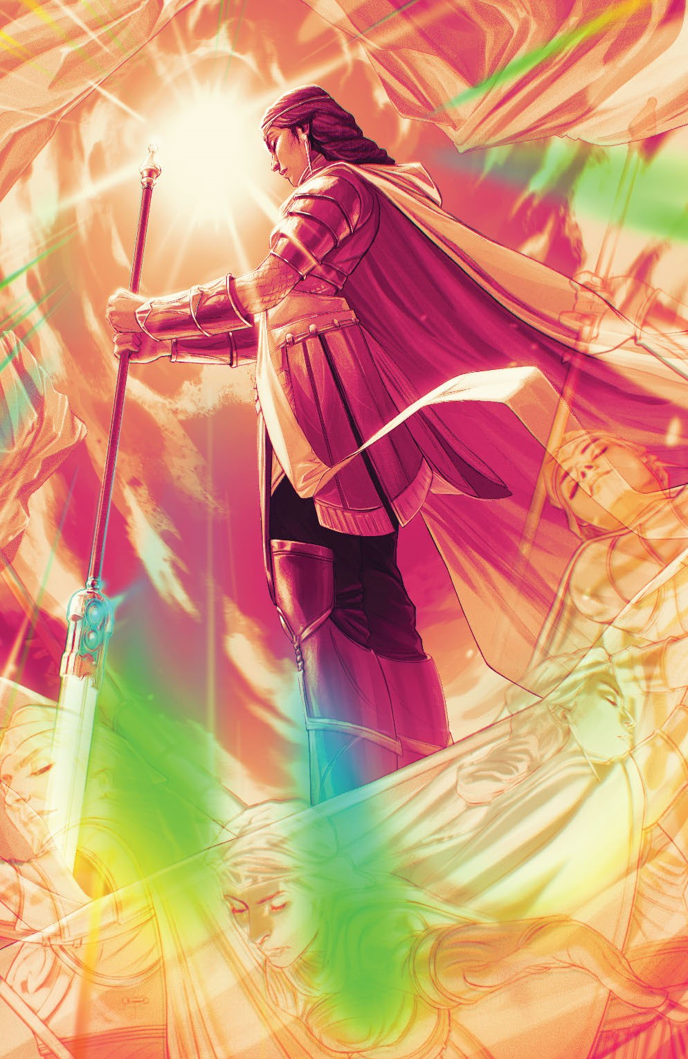 Magic_005_Cover_B2_Planeswalker ComicList Previews: MAGIC #5