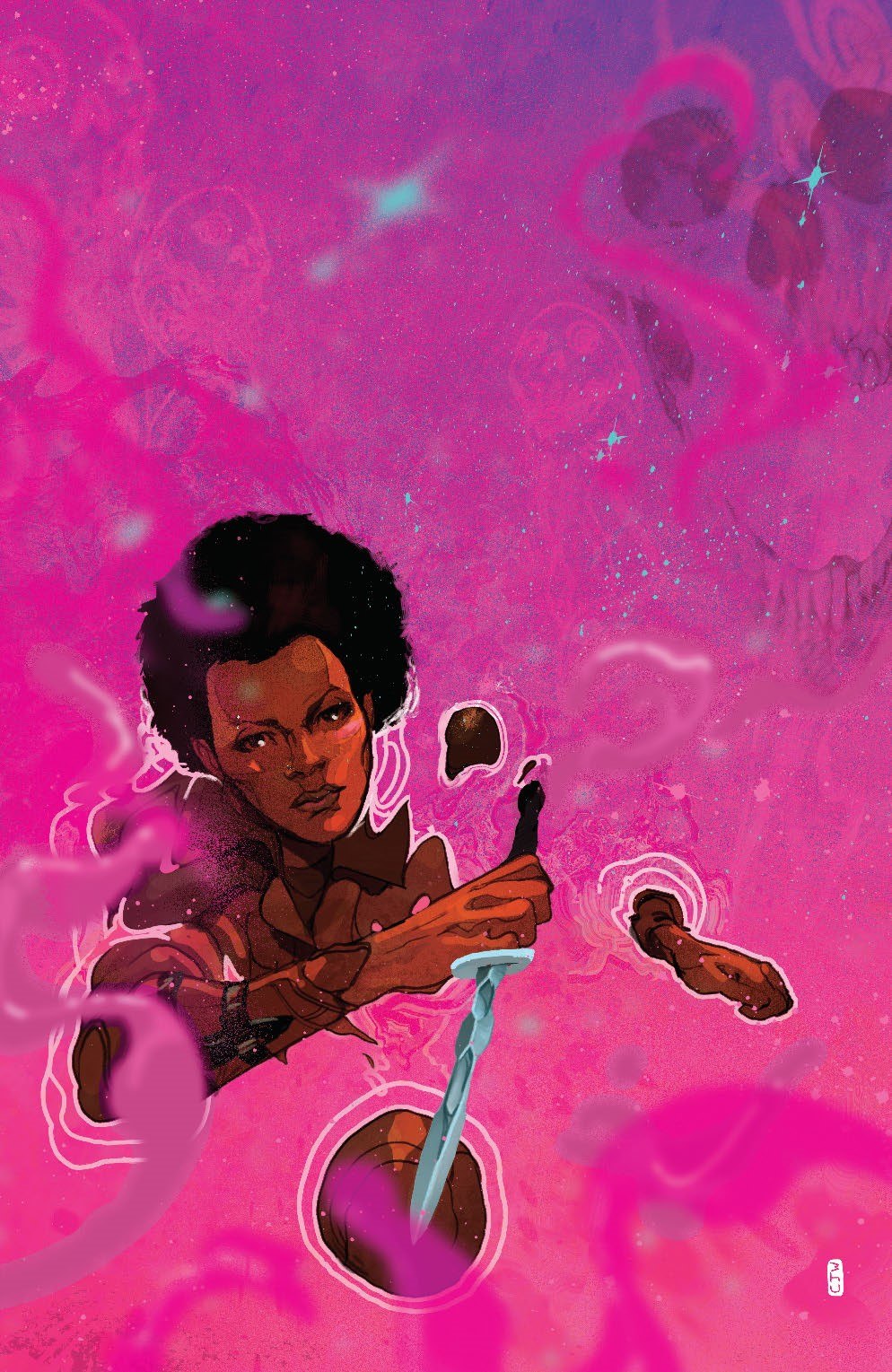 Magic_005_Cover_G_Variant ComicList Previews: MAGIC #5