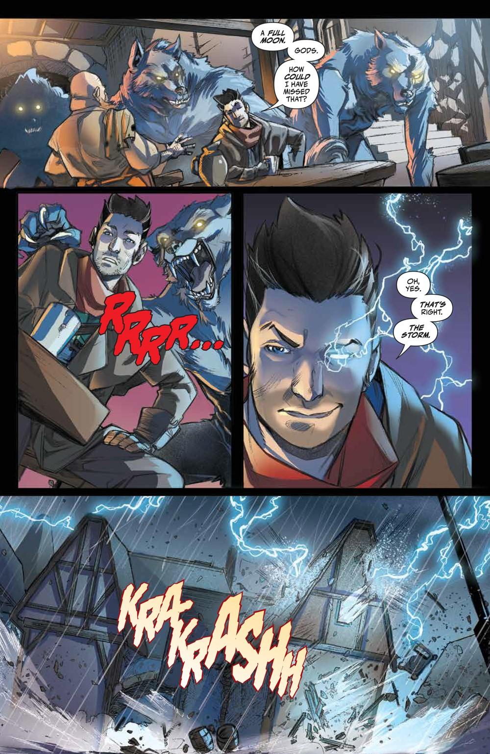 Magic_005_PRESS_7 ComicList Previews: MAGIC #5