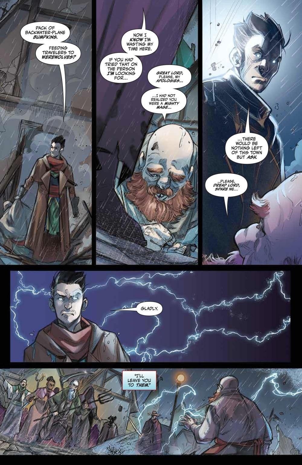 Magic_005_PRESS_8 ComicList Previews: MAGIC #5