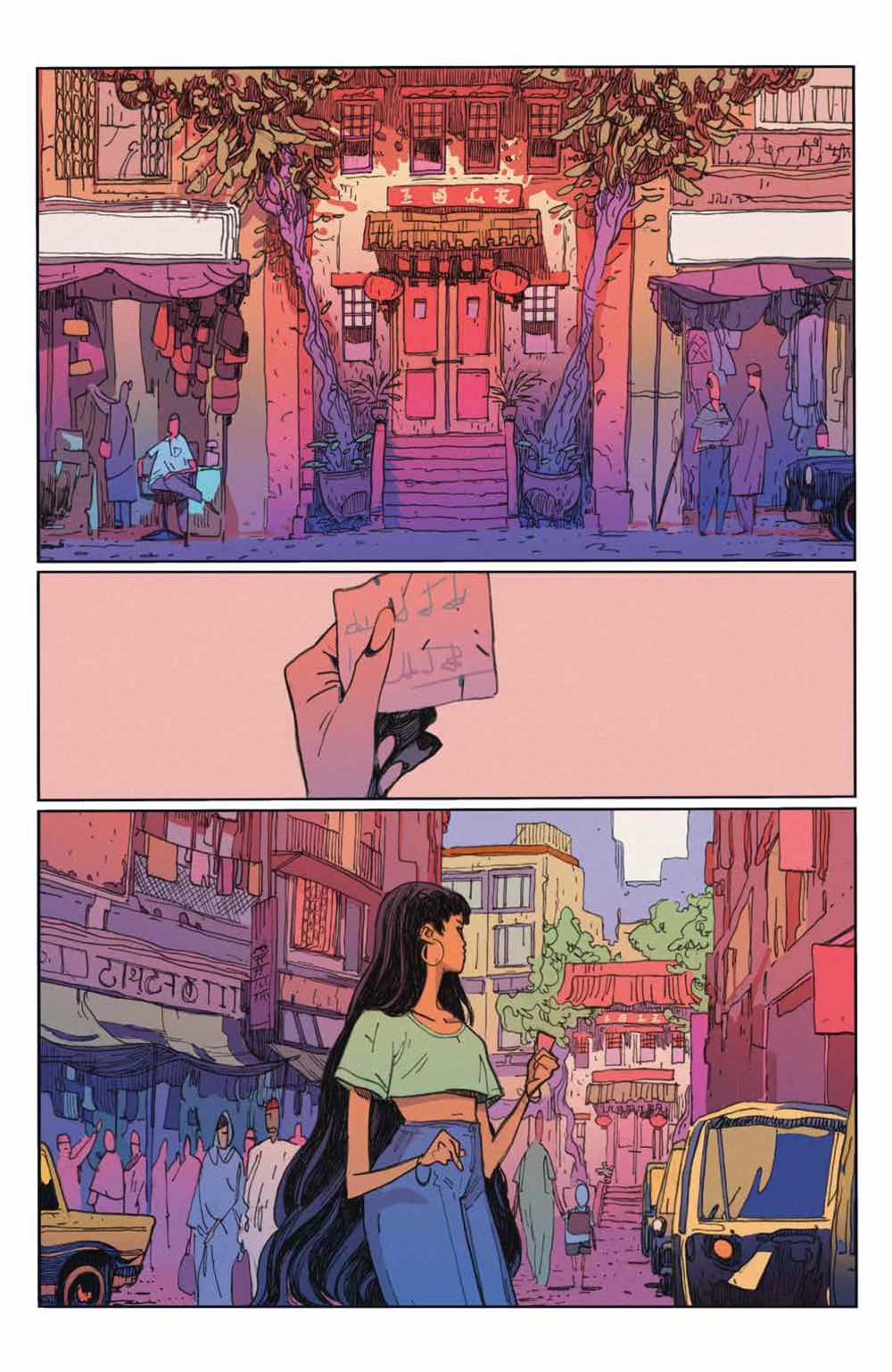 ManyDeathsLailaStarr_004_PRESS_3 ComicList Previews: MANY DEATHS OF LAILA STARR #4 (OF 5)