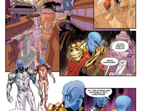 MightyMorphin_010_InteriorArt_001_PROMO-1 First Look at MIGHTY MORPHIN #10 from BOOM! Studios