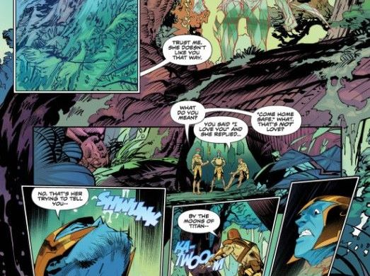 MightyMorphin_010_InteriorArt_003_PROMO-1 First Look at MIGHTY MORPHIN #10 from BOOM! Studios