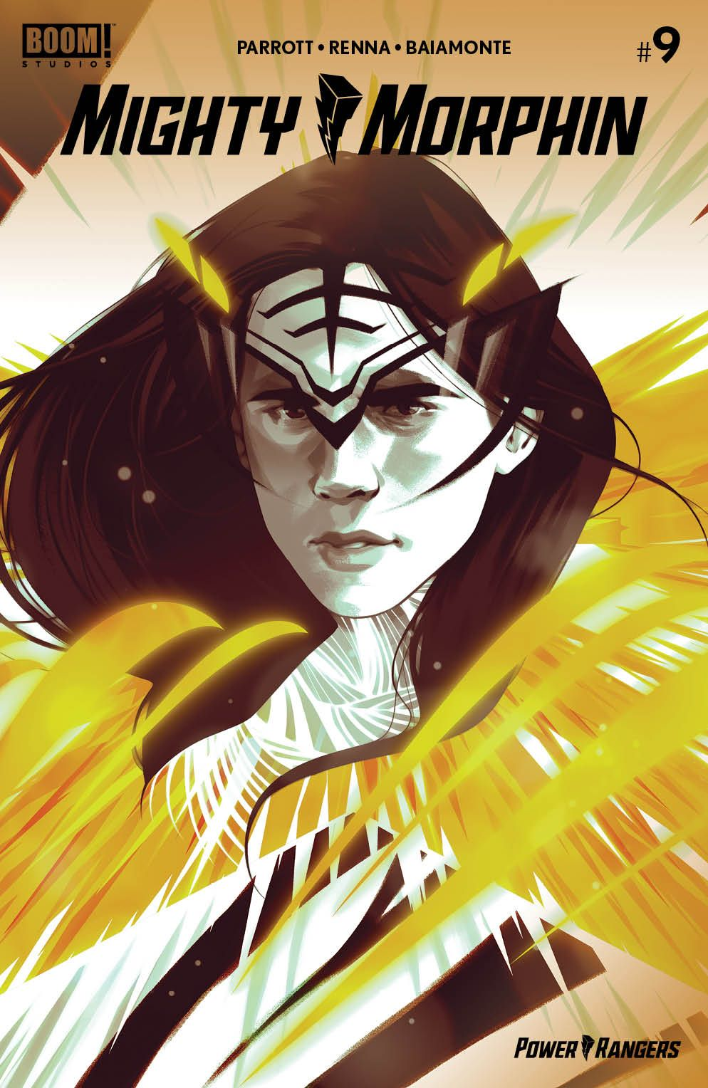Mighty_Morphin_009_Cover_E_Variant ComicList Previews: MIGHTY MORPHIN #9