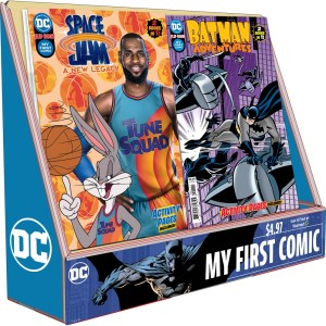 My-First-Comic-PDQ-mock-up-NEW1-assorted_61009eb37cf5f9.37045561-300x300 DC to sell flipbook comics at Walmart