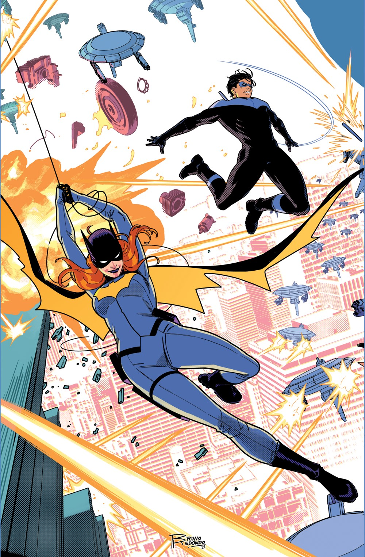 Nightwing_85_high_NFC DC Comics October 2021 Solicitations