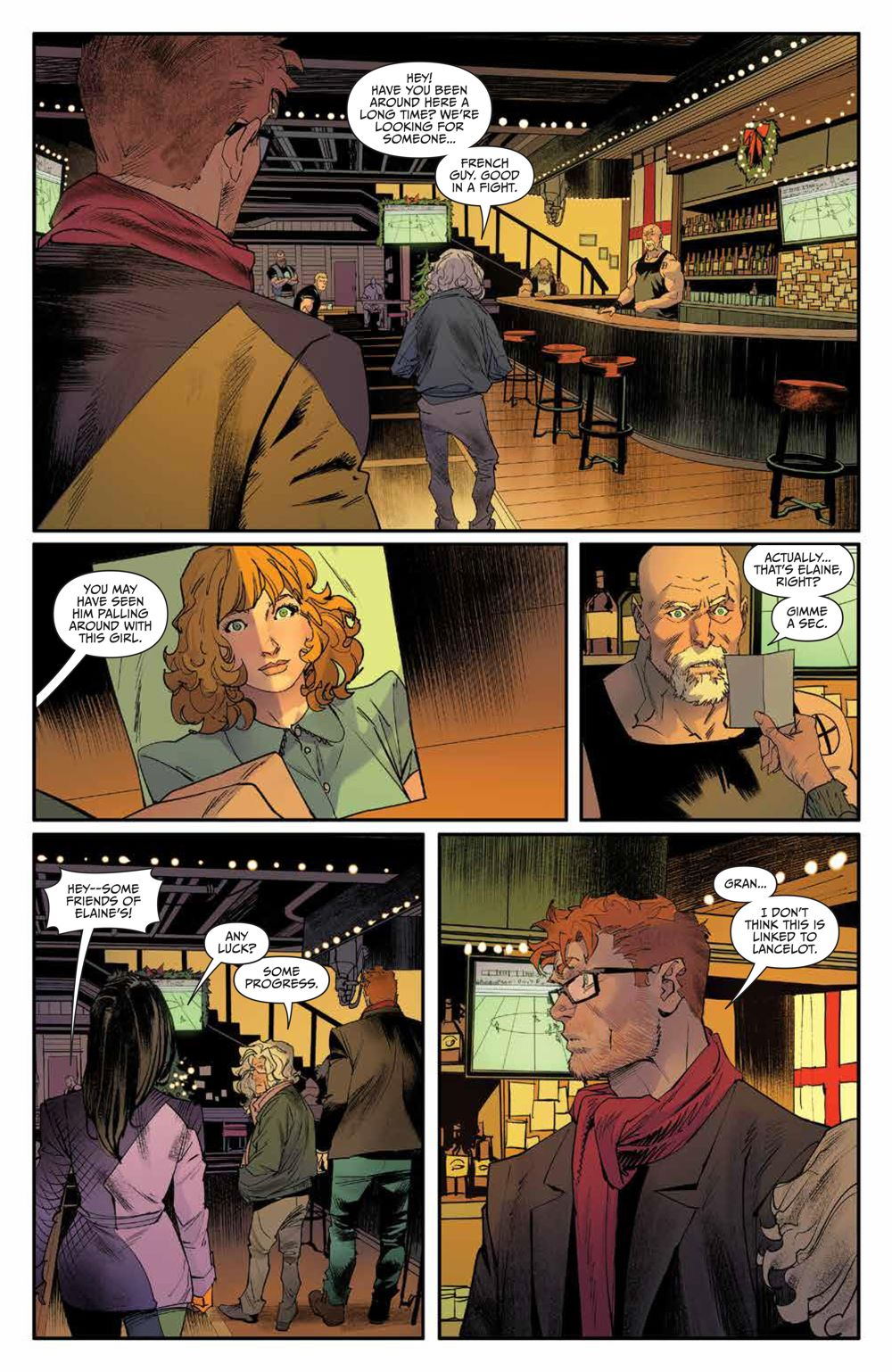 OnceFuture_v3_SC_PRESS_22 ComicList Previews: ONCE AND FUTURE VOLUME 3 THE PARLIAMENT OF MAGPIES TP