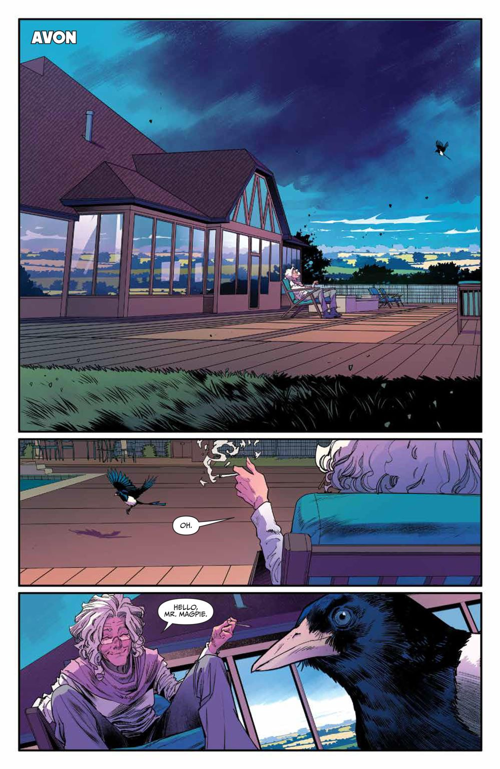 OnceFuture_v3_SC_PRESS_7 ComicList Previews: ONCE AND FUTURE VOLUME 3 THE PARLIAMENT OF MAGPIES TP