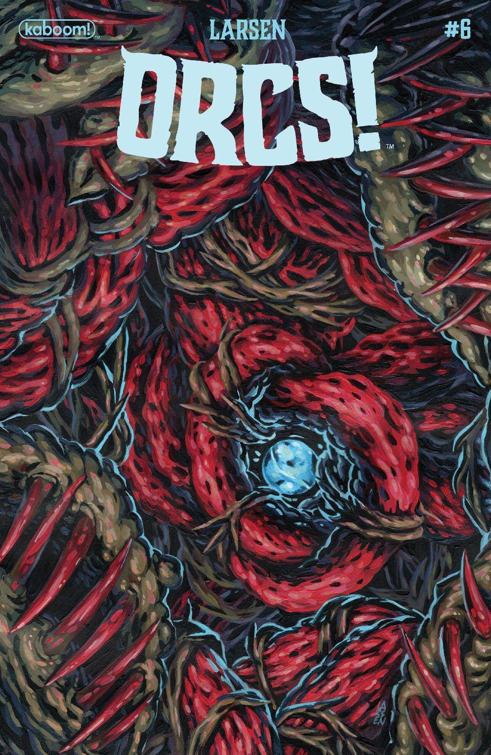 Orcs_006_Cover_A_Main ComicList Previews: ORCS #6 (OF 6)