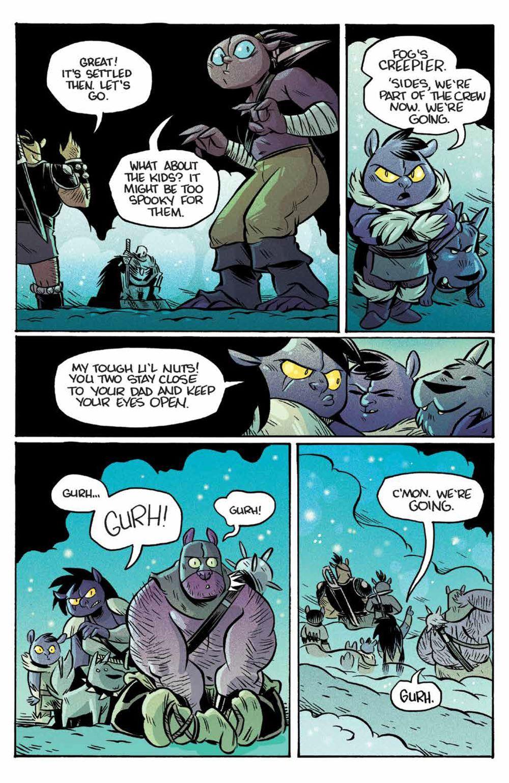 Orcs_006_PRESS_6 ComicList Previews: ORCS #6 (OF 6)