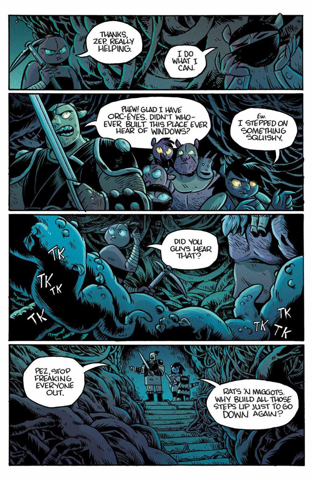 Orcs_006_PRESS_8 ComicList Previews: ORCS #6 (OF 6)