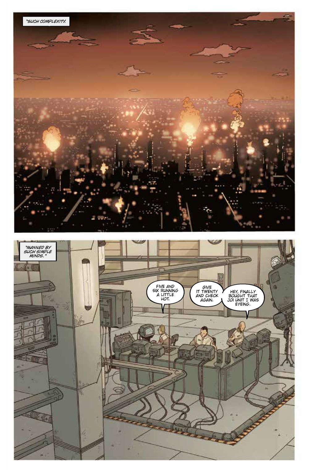 Pages-from-BR20296_INT_Page_1 ComicList Previews: BLADE RUNNER 2029 #6