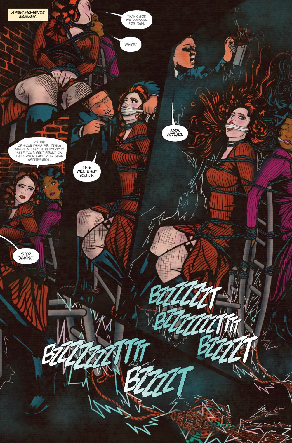 Pages-from-Binder3_Page_1 ComicList Previews: MINKY WOODCOCK THE GIRL WHO ELECTRIFIED TESLA #4