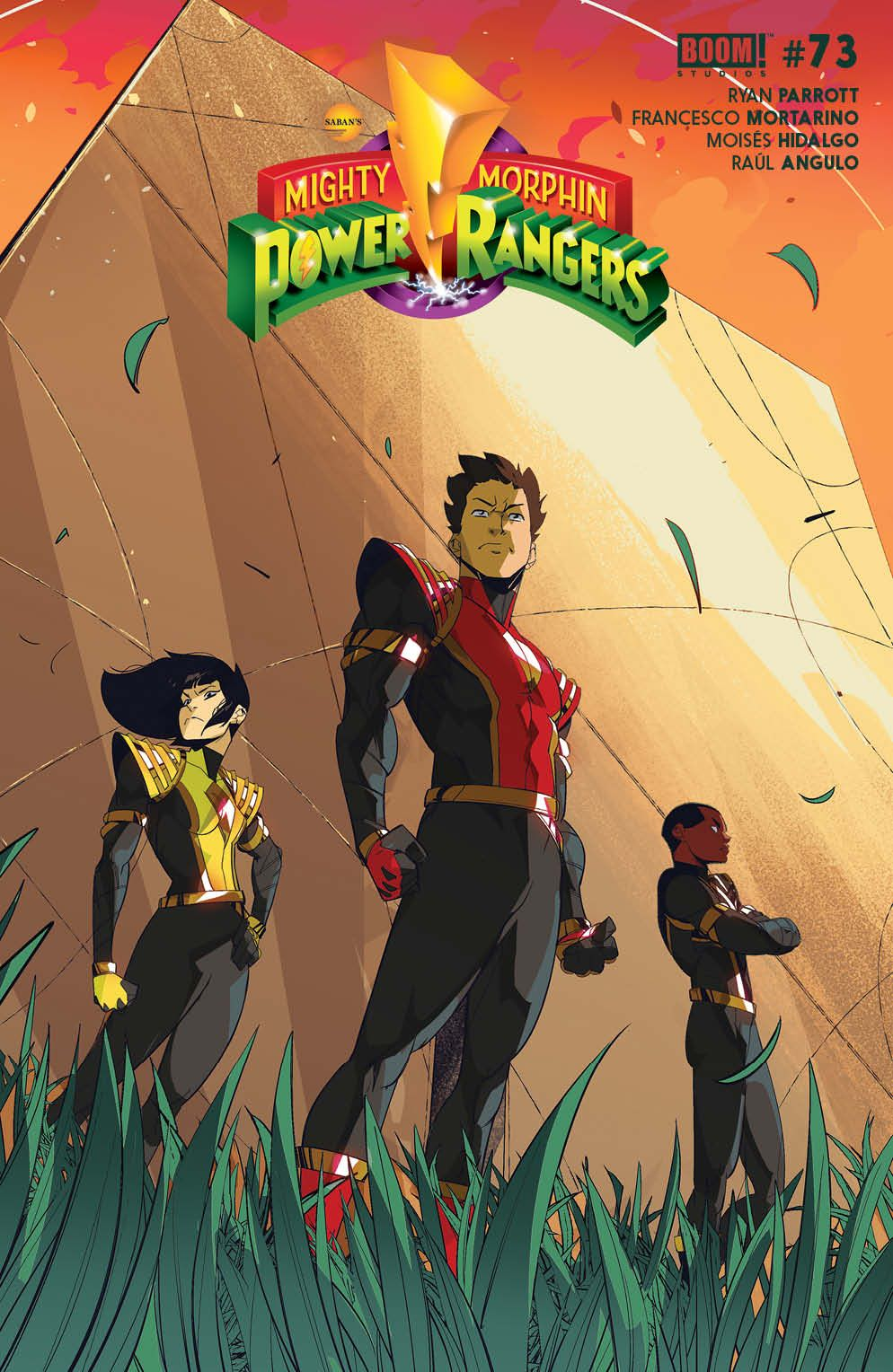 PowerRangers_009_Cover_B_Legacy_Variant ComicList: BOOM! Studios New Releases for 07/21/2021
