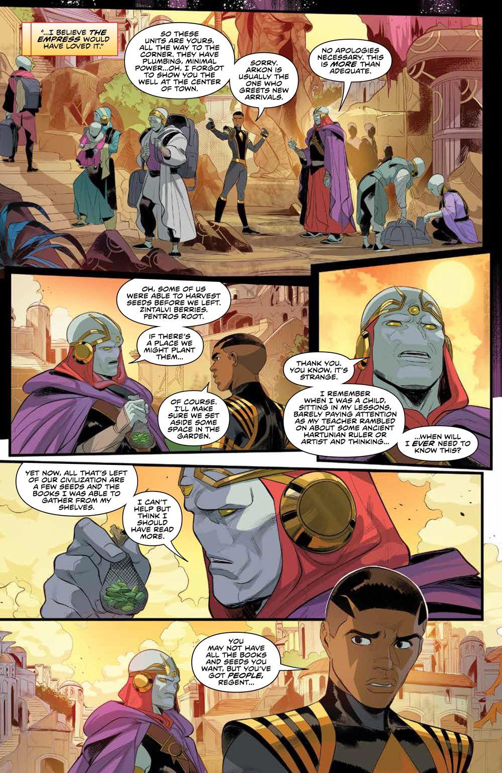 PowerRangers_009_PRESS_4 ComicList Previews: POWER RANGERS #9