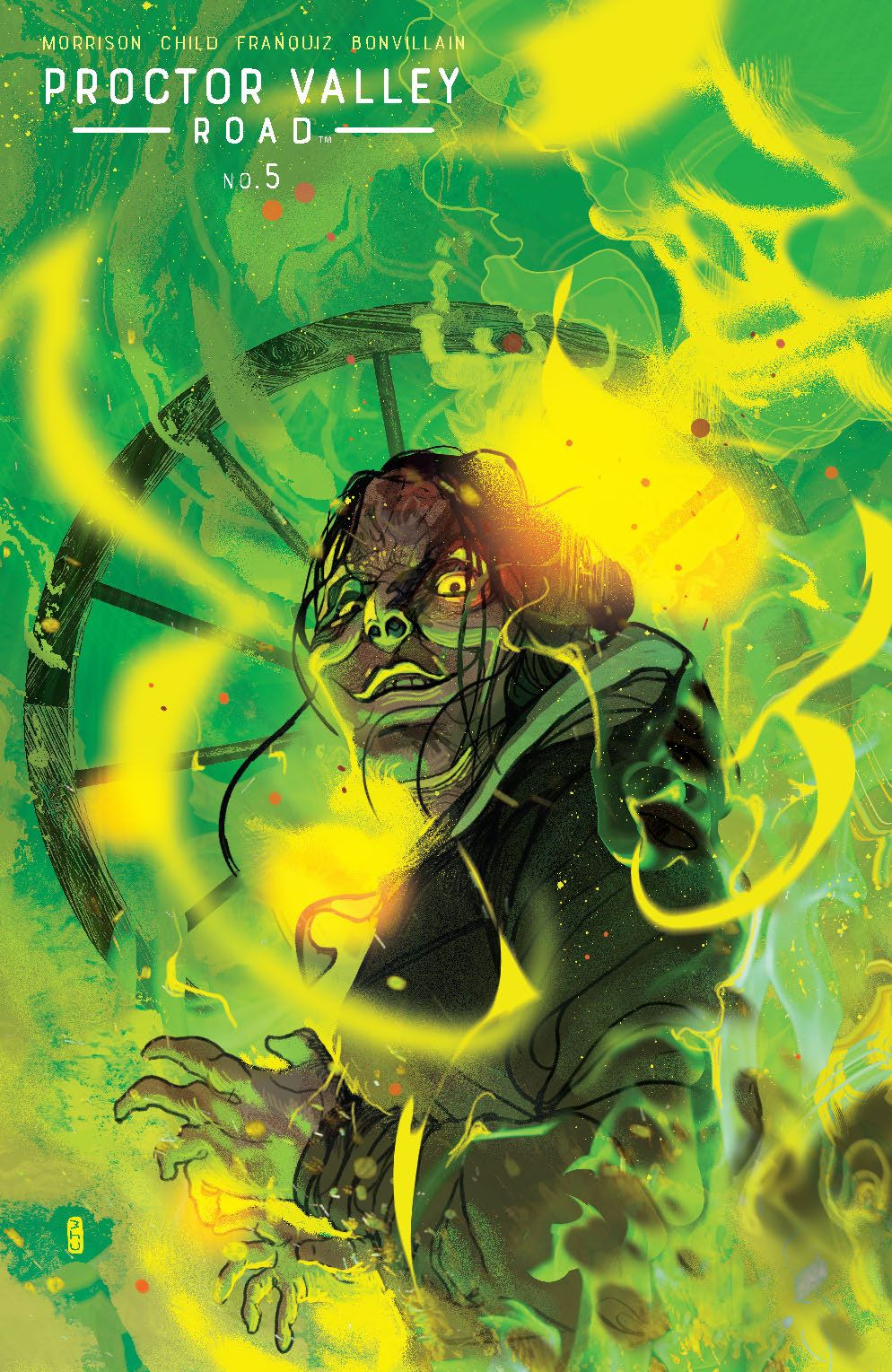ProctorValleyRoad_005_Cover_C_MonsterVariant ComicList Previews: PROCTOR VALLEY ROAD #5 (OF 5)