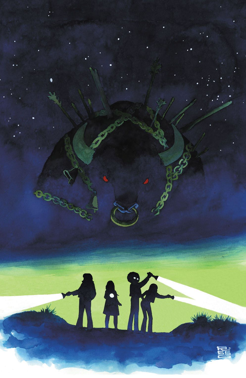 ProctorValleyRoad_005_Cover_D_Variant ComicList: BOOM! Studios New Releases for 07/21/2021