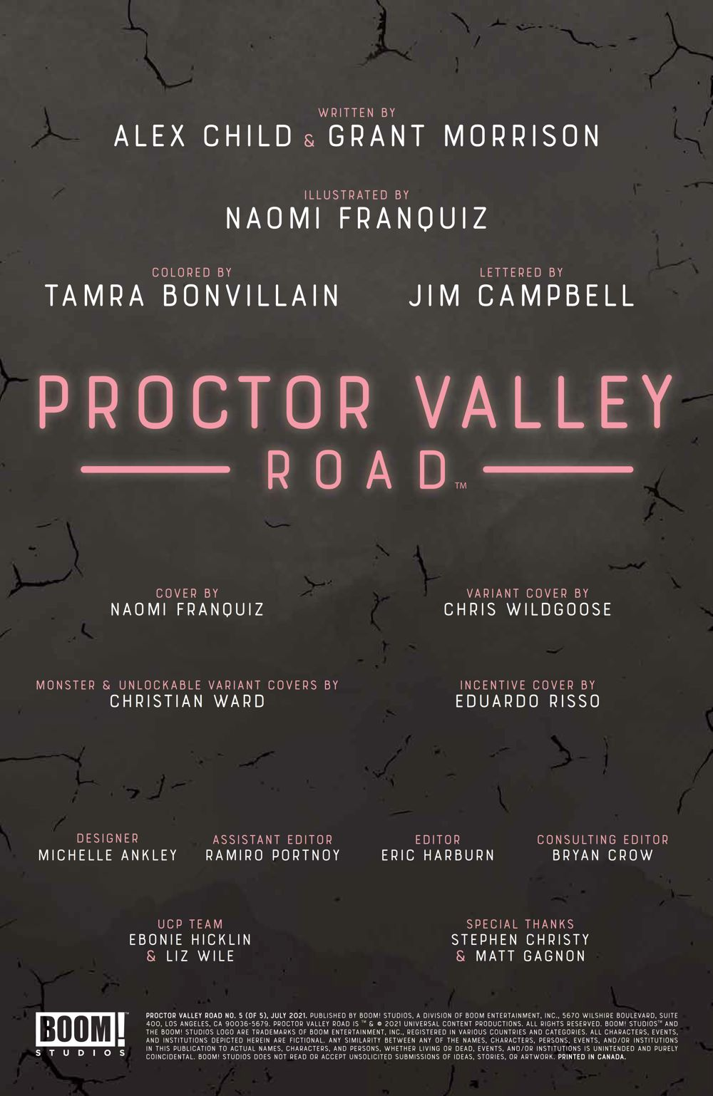 ProctorValleyRoad_005_PRESS_2 ComicList Previews: PROCTOR VALLEY ROAD #5 (OF 5)
