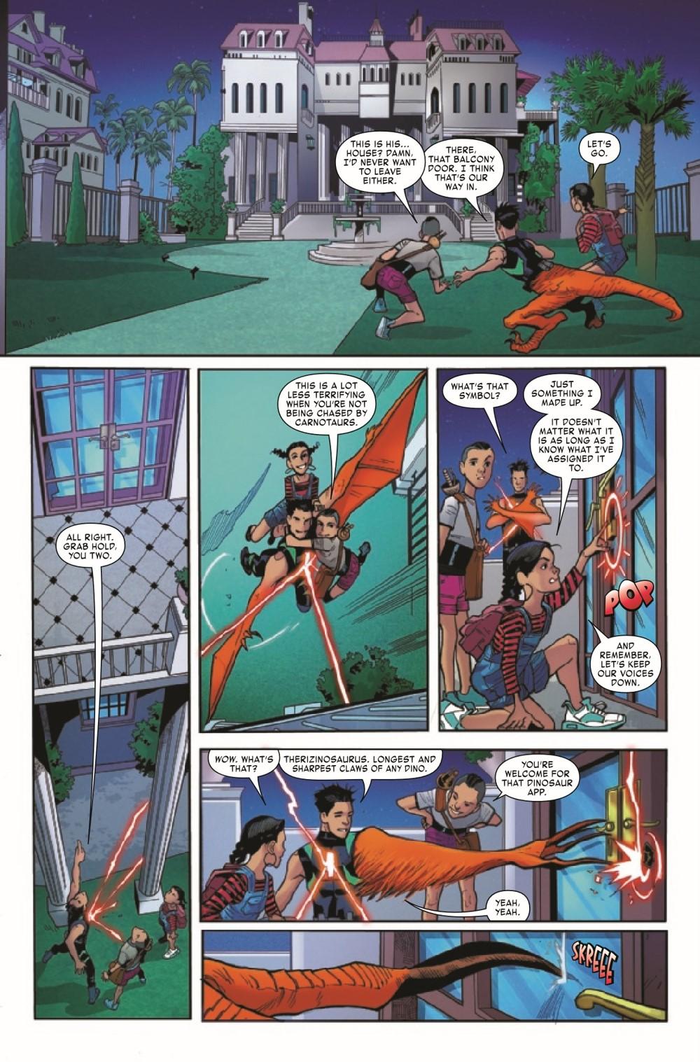REPTIL2021003_Preview-4 ComicList Previews: REPTIL #3 (OF 4)