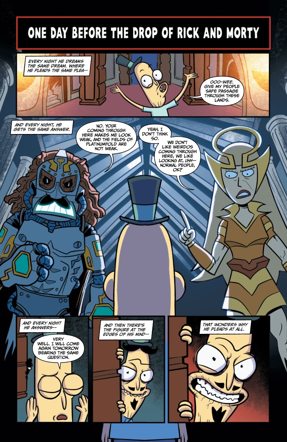 RM-RNH-2-REFERENCE-06 ComicList Previews: RICK AND MORTY RICK'S NEW HAT #2