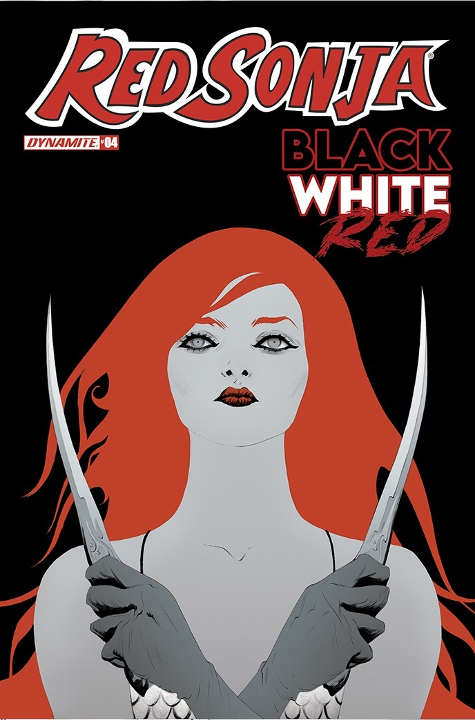 RSBWR-04-04031-C-Lee Dynamite Entertainment October 2021 Solicitations