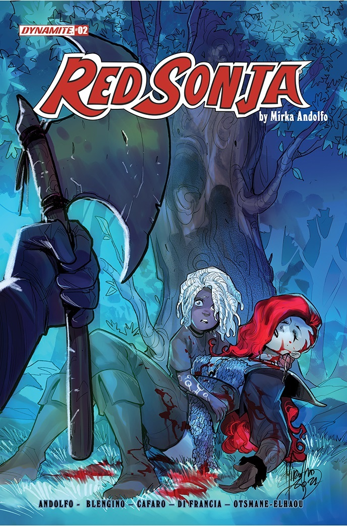 RedSonja2021-02-02011-A-Andolfo Dynamite Entertainment October 2021 Solicitations
