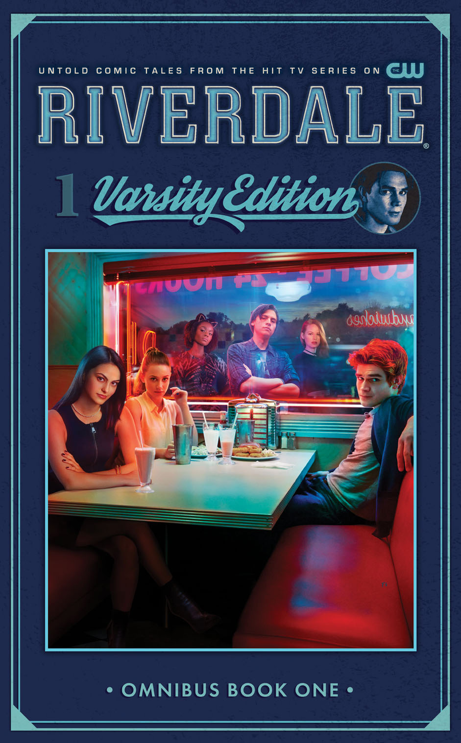RiverdaleVarsityEdition-01 Archie Comic Publications October 2021 Solicitations