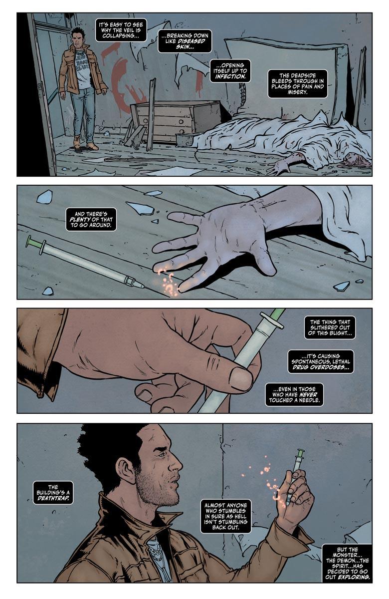 SHADOWMAN_4_PREVIEW_3 ComicList Previews: SHADOWMAN #4
