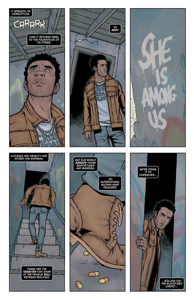 SHADOWMAN_4_PREVIEW_4 ComicList Previews: SHADOWMAN #4