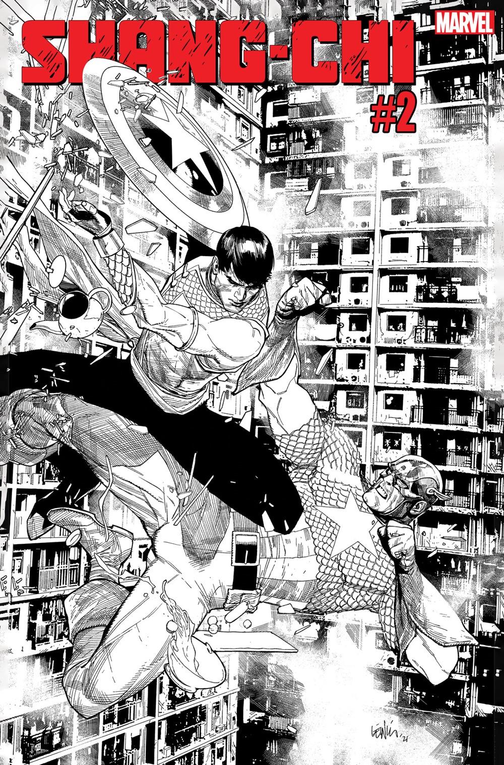 SHANGCHI2021002_SecondPrint ComicList: Marvel Comics New Releases for 08/04/2021