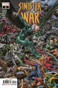 SINISTERWAR2021002_Preview-1-198x300 ComicList Previews: SINISTER WAR #2 (OF 4)