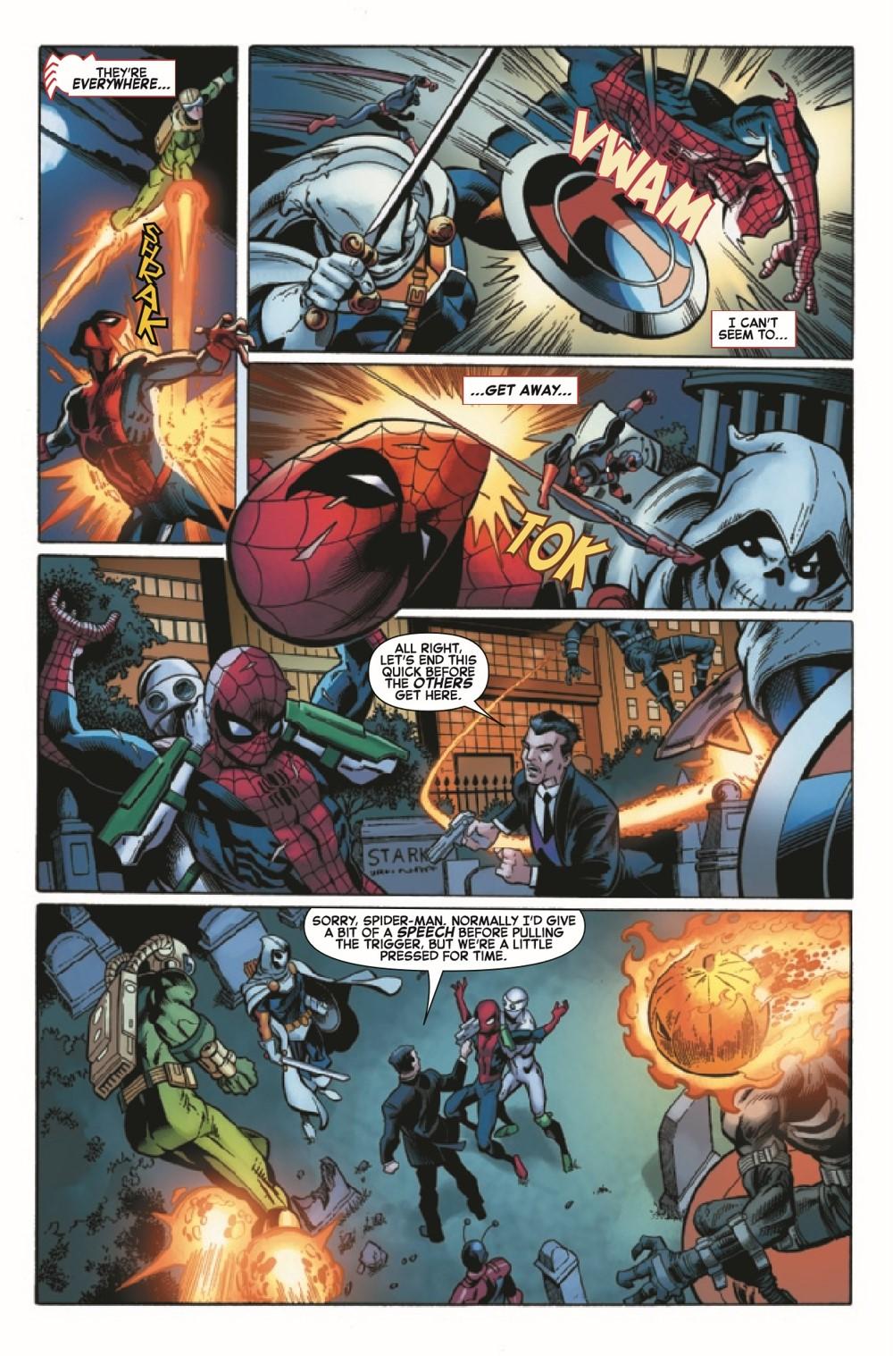 SINISTERWAR2021002_Preview-6 ComicList Previews: SINISTER WAR #2 (OF 4)