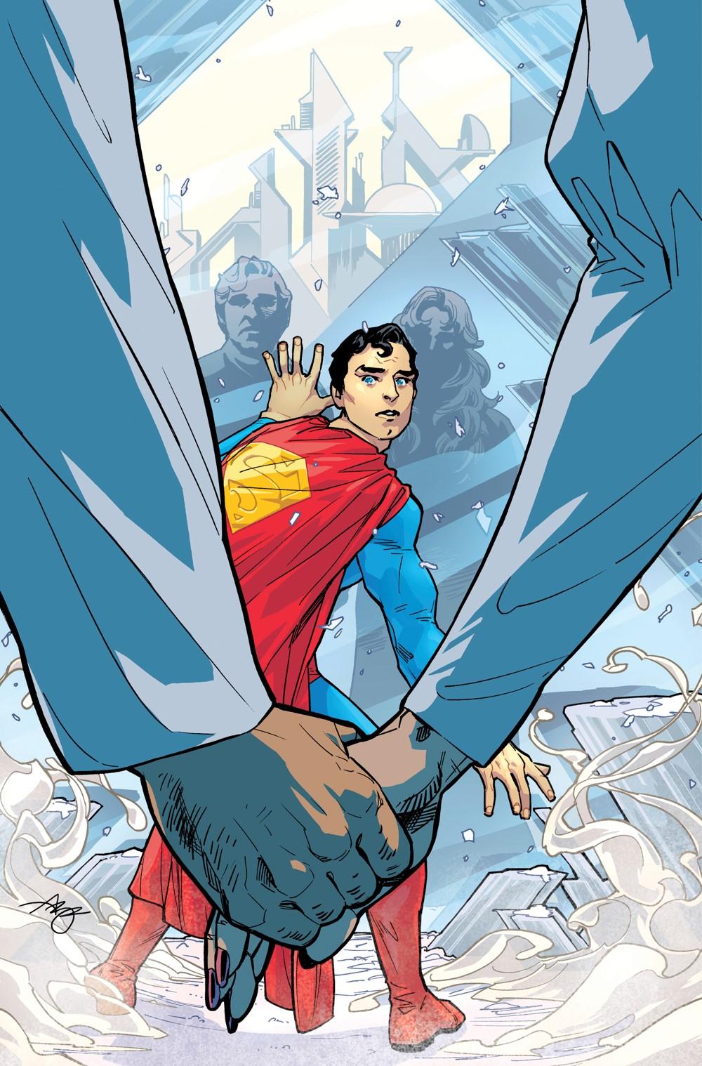 SM78_Cv3_00311_NOTRADEDRESS DC Comics October 2021 Solicitations