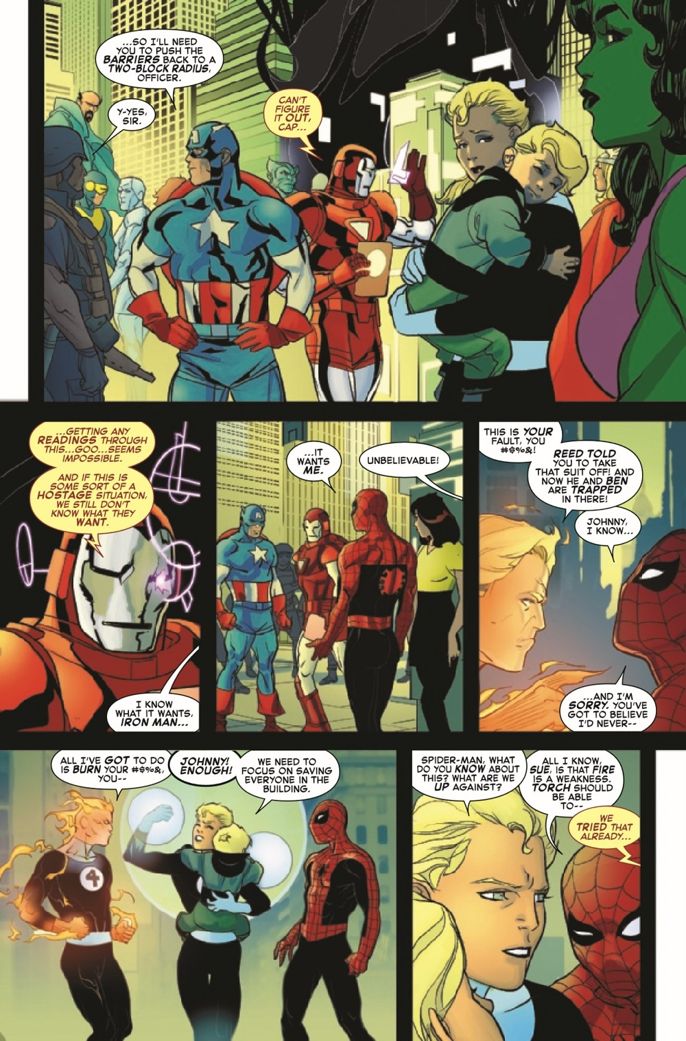 SMSPIDERSHADOW2021004_Preview-3 ComicList Previews: SPIDER-MAN SPIDER'S SHADOW #4 (OF 5)