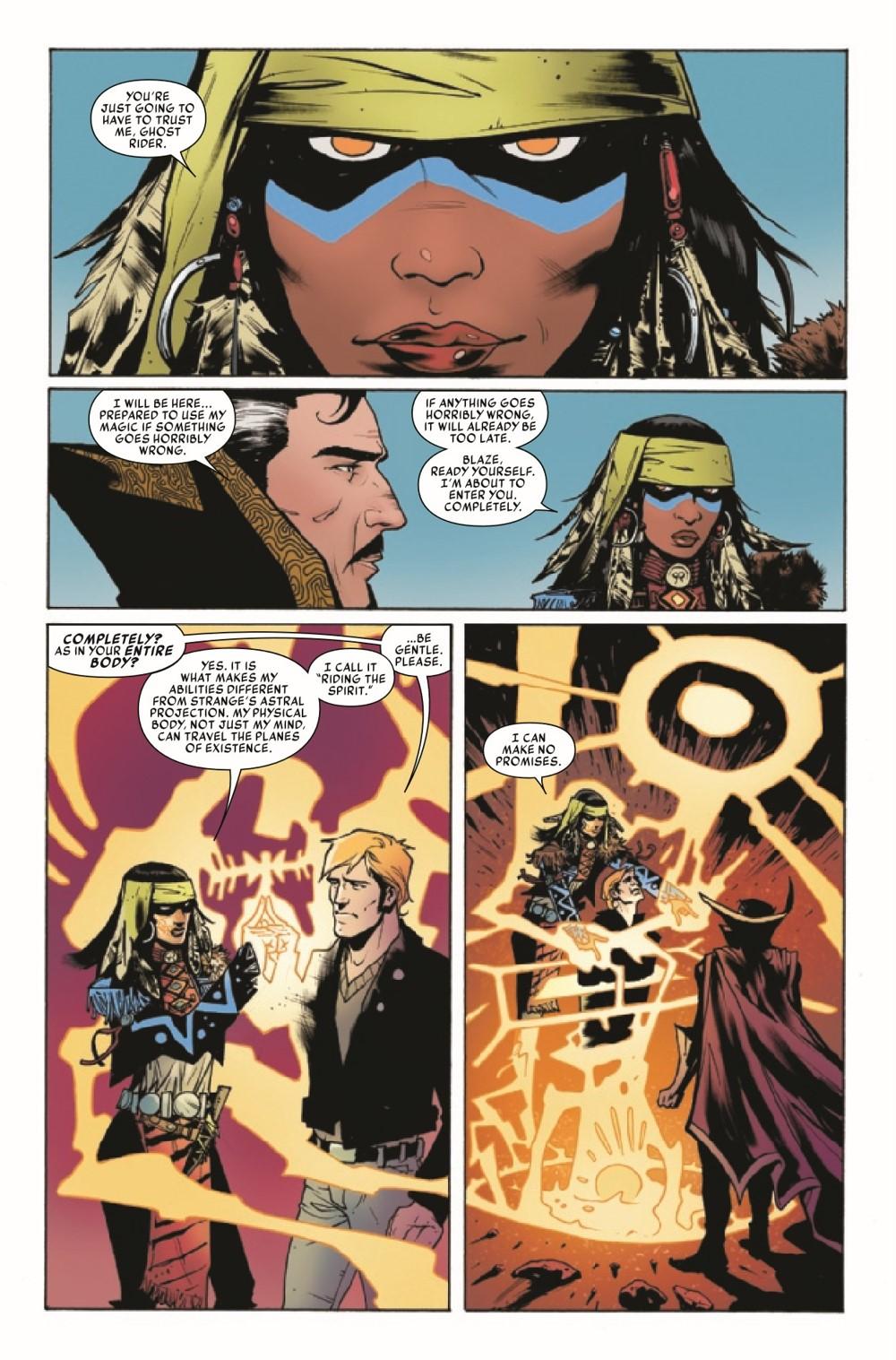 SOVSPRIDER2021001_Preview-6 ComicList Previews: SPIRITS OF VENGEANCE SPIRIT RIDER #1