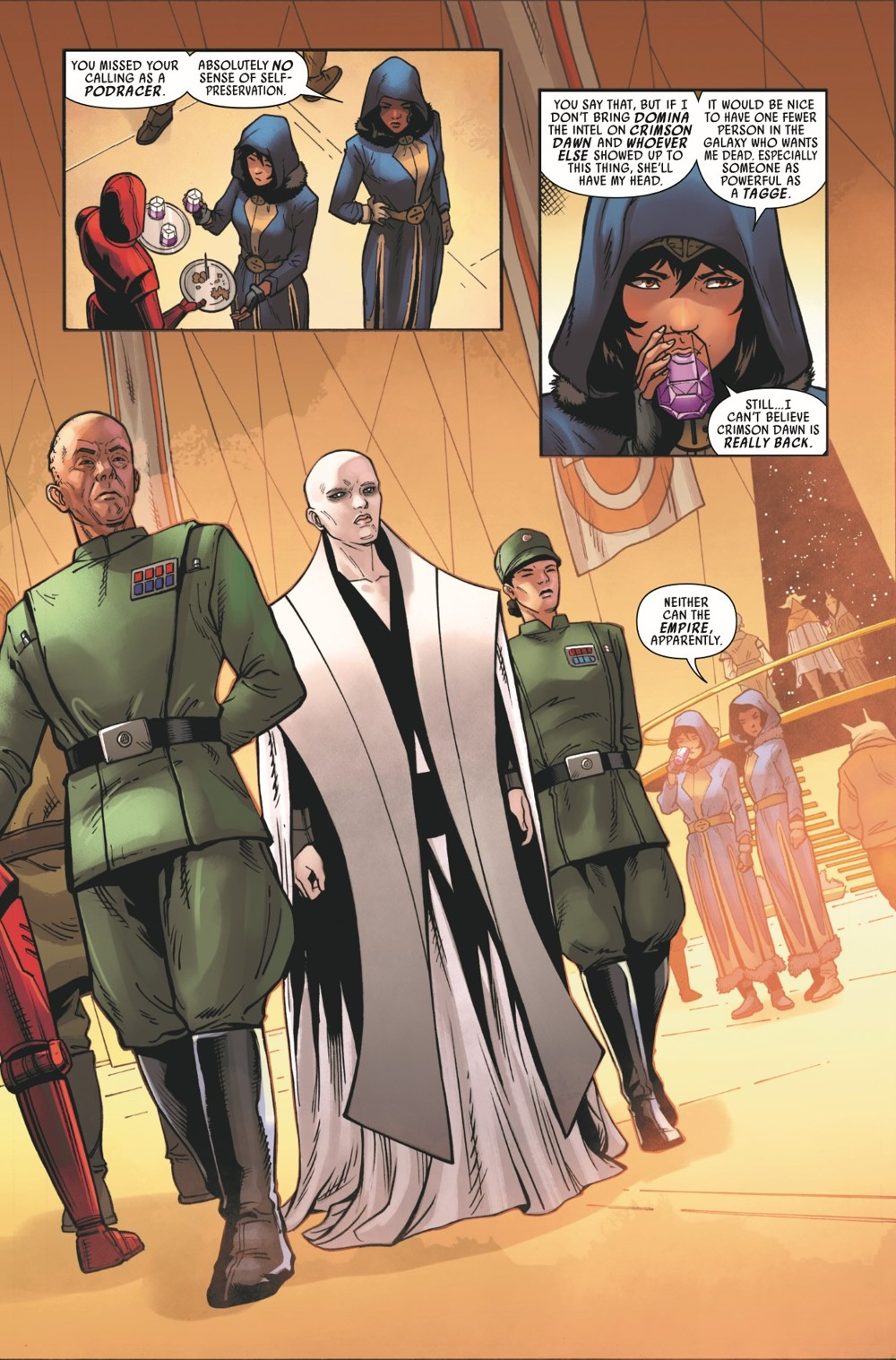 STWAPHRA2020012_Preview-5 ComicList Previews: STAR WARS DOCTOR APHRA #12