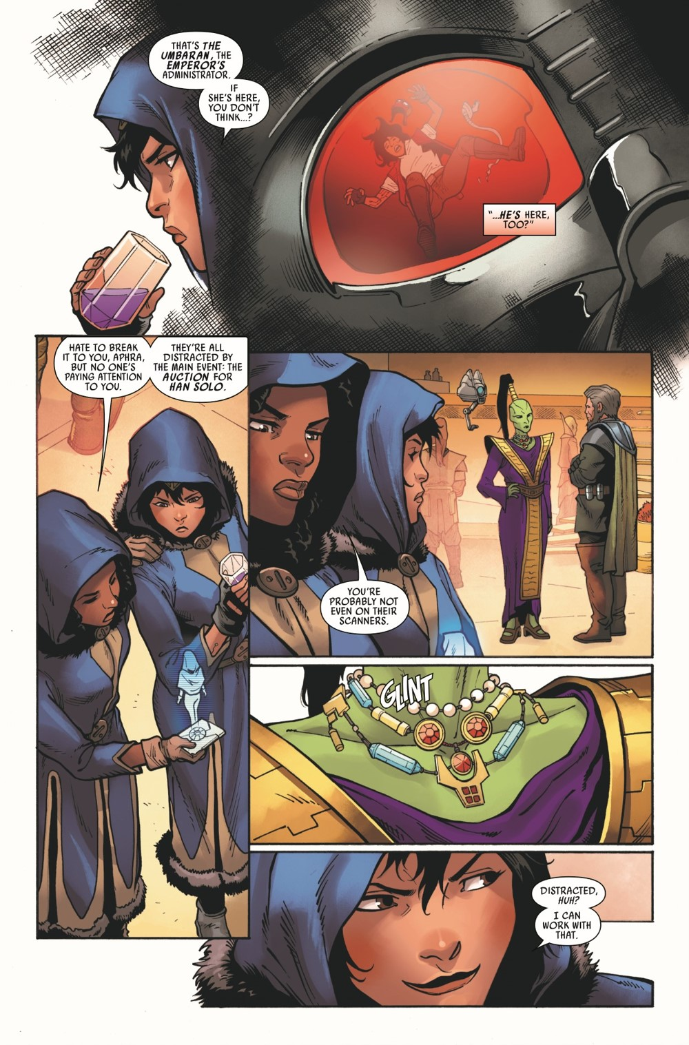 STWAPHRA2020012_Preview-6 ComicList Previews: STAR WARS DOCTOR APHRA #12