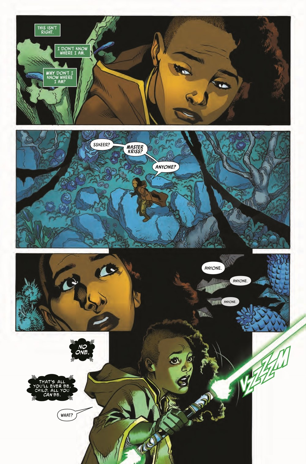 STWHIGHREP2020007_Preview-3 ComicList Previews: STAR WARS THE HIGH REPUBLIC #7