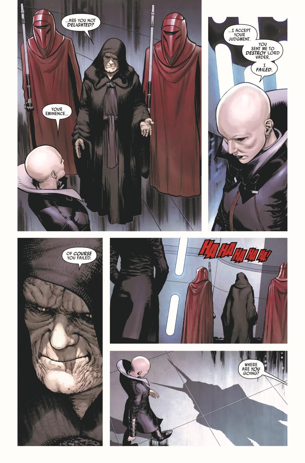 STWVADER2020014_Preview-4 ComicList Previews: STAR WARS DARTH VADER #14