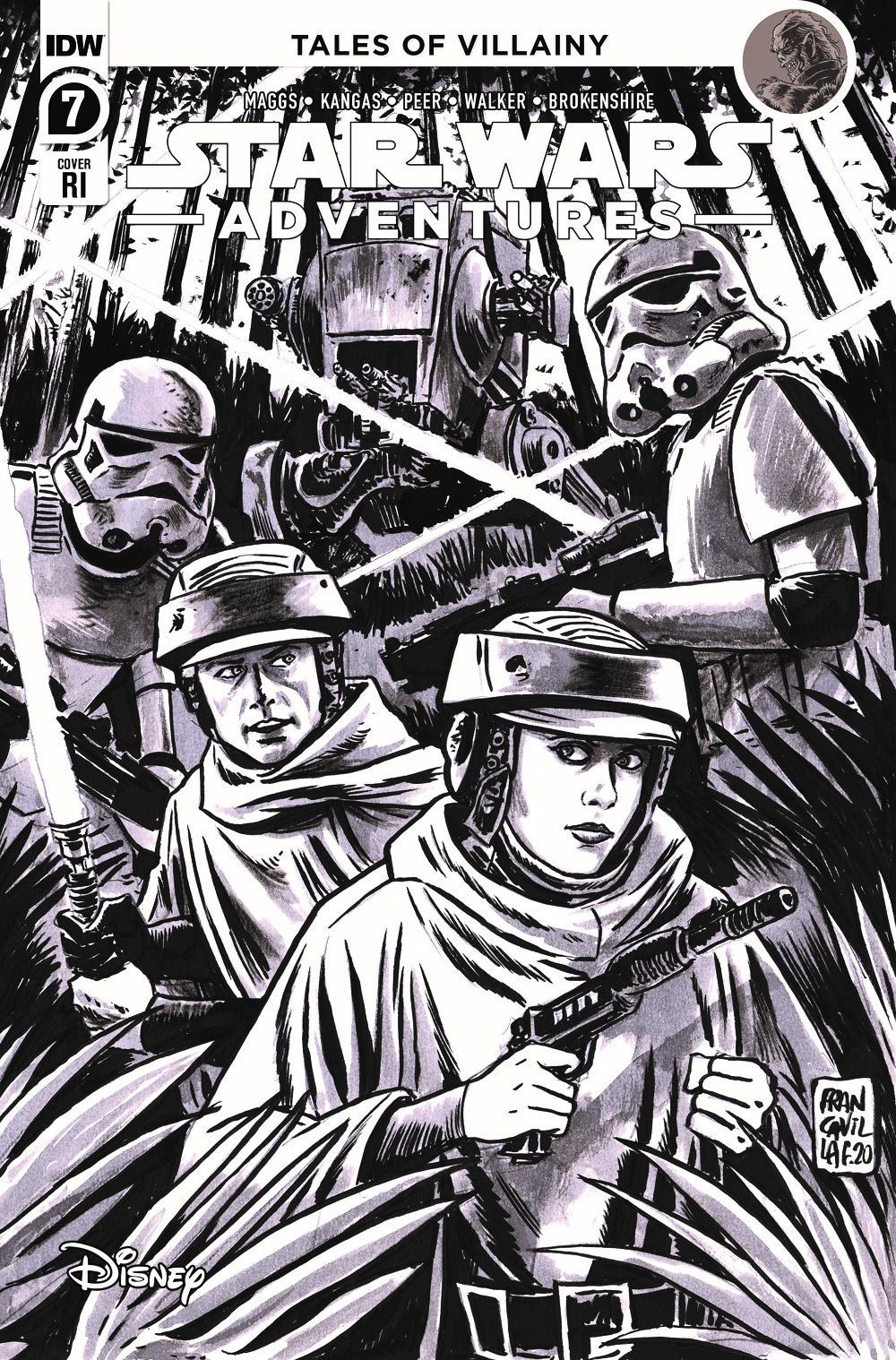 SWA-07-Cover-RI ComicList Previews: STAR WARS ADVENTURES VOLUME 2 #7