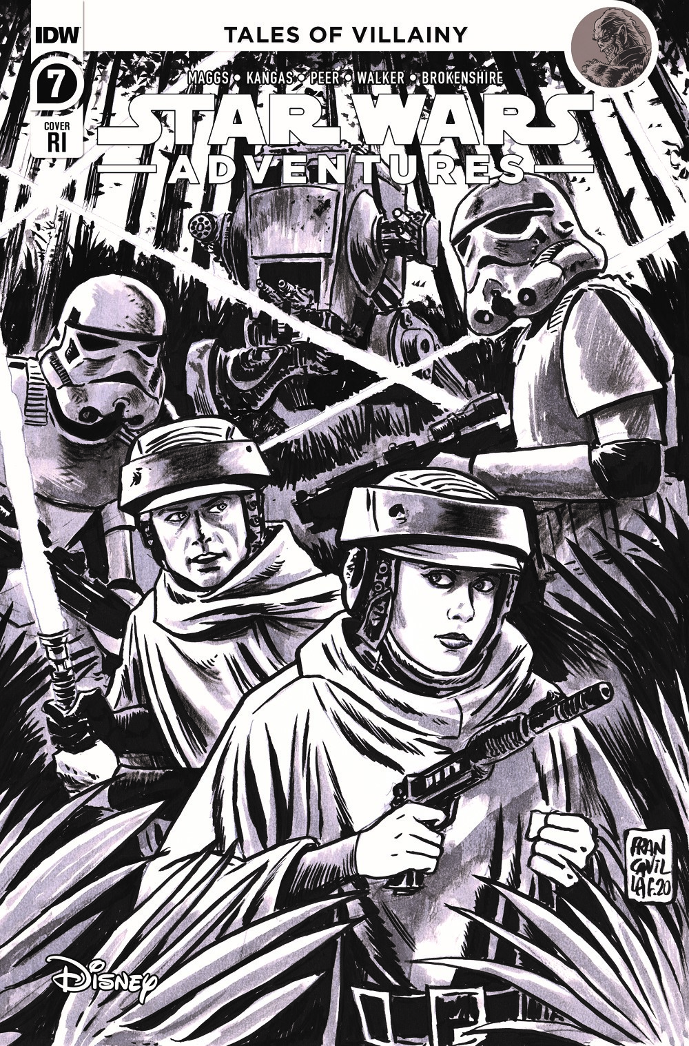 SWA-07-Cover-RI ComicList: IDW Publishing New Releases for 07/28/2021