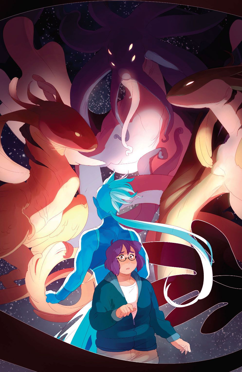 SaveYourself_002_Cover_C_Variant ComicList: BOOM! Studios New Releases for 07/21/2021