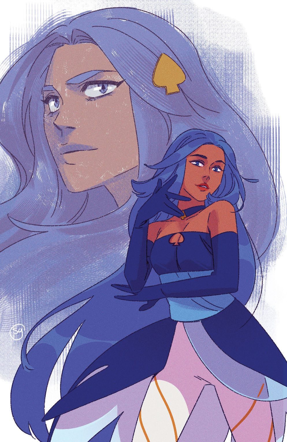 SaveYourself_002_Cover_D_Variant ComicList: BOOM! Studios New Releases for 07/21/2021