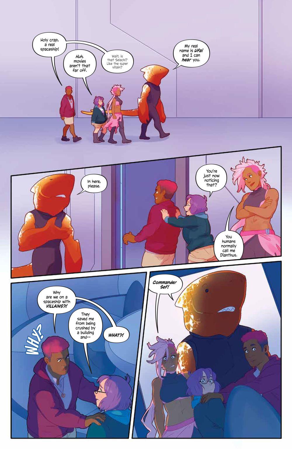 SaveYourself_002_PRESS_6 ComicList Previews: SAVE YOURSELF #2 (OF 4)