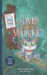 SavedByAWhisker-V3-189x300 Dynamite Entertainment will be SAVED BY A WHISKER
