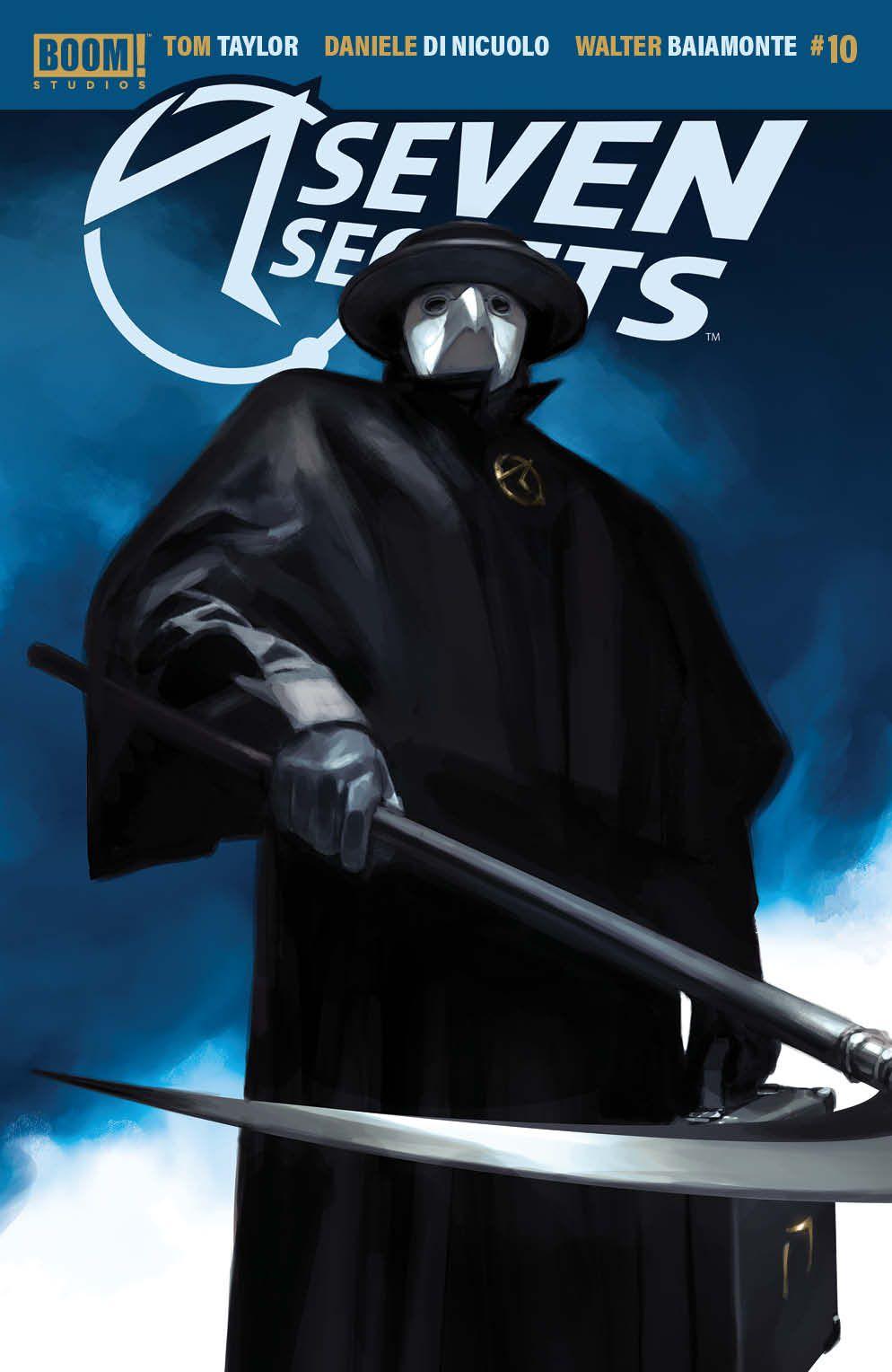 SevenSecrets_010_Cover_C_Variant ComicList Previews: SEVEN SECRETS #10