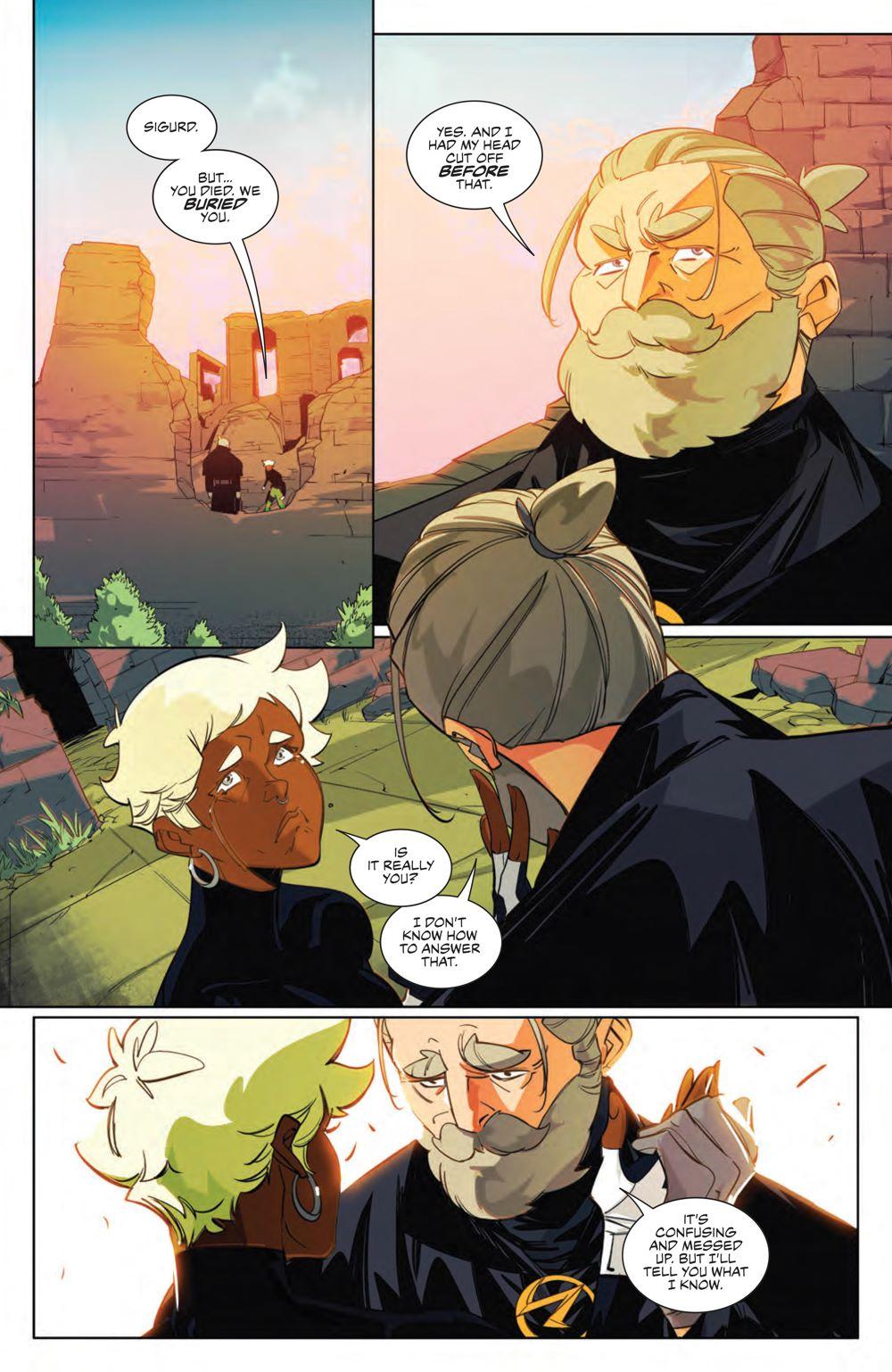 SevenSecrets_010_PRESS_3 ComicList Previews: SEVEN SECRETS #10