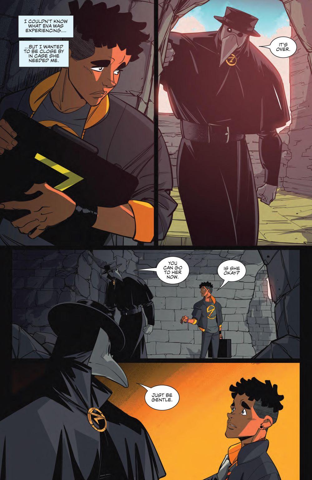 SevenSecrets_010_PRESS_4 ComicList Previews: SEVEN SECRETS #10