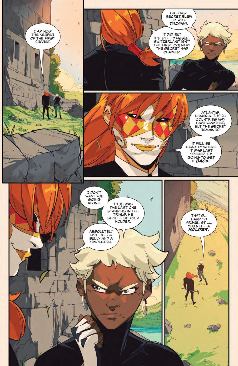 SevenSecrets_010_PRESS_7 ComicList Previews: SEVEN SECRETS #10