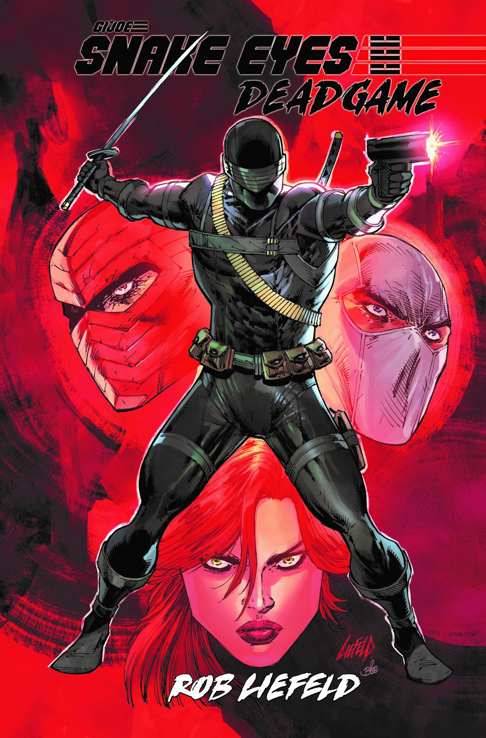 SnakeEyes_DG_TPB-0 IDW Publishing October 2021 Solicitations